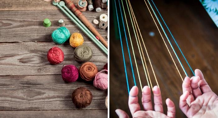 плетение своими руками