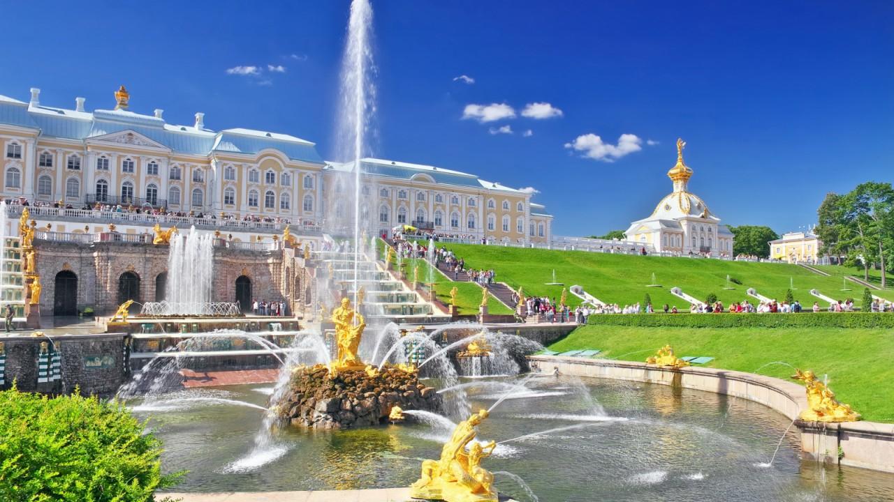 Самые красивые места в России по мнению иностранцев