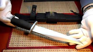 Gerber BMF - нож популярный у морпехов сша