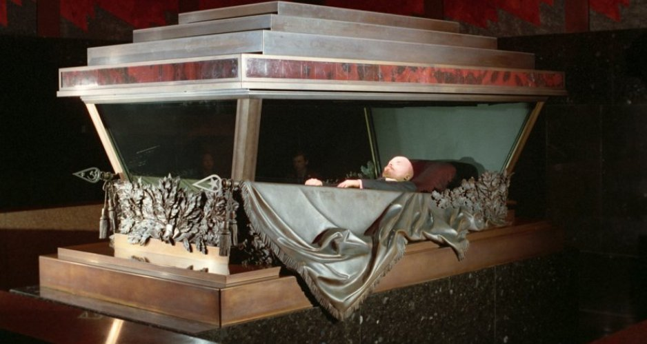 Покушения на тело Ленина