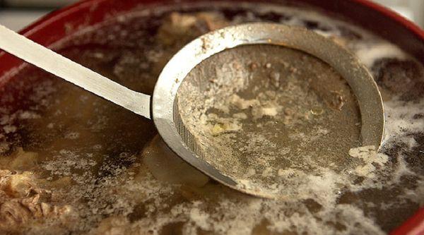 9 ценных советов для варки супа. Вот, что нужно делать, когда собирается много пены! Теперь готовлю другим способом