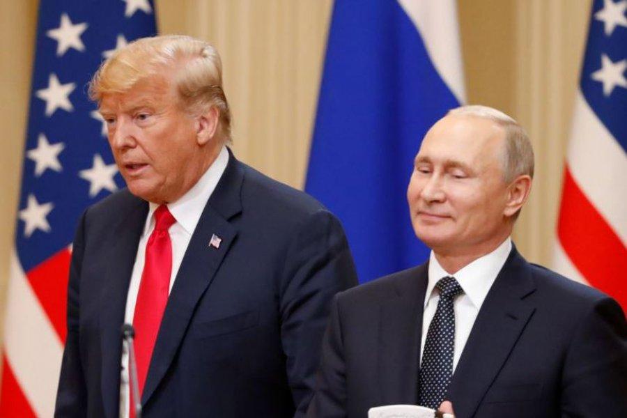 У него на это три причины: почему Путин смог «обхитрить» Трампа