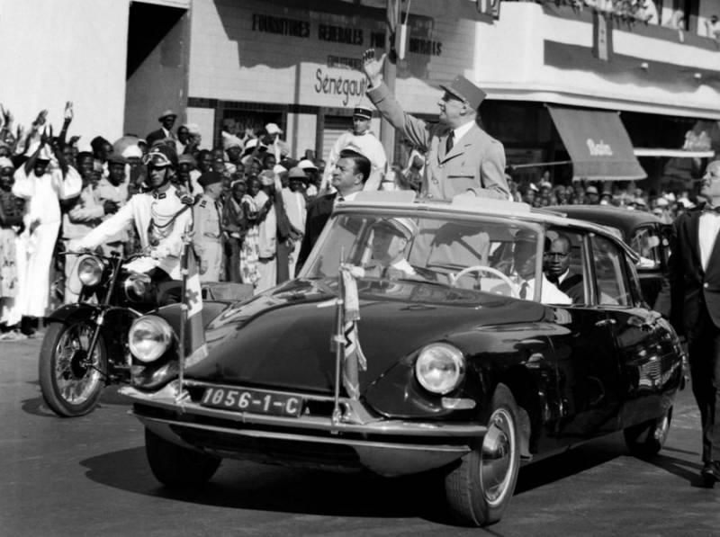 Как де Голля хотели убить за Алжир