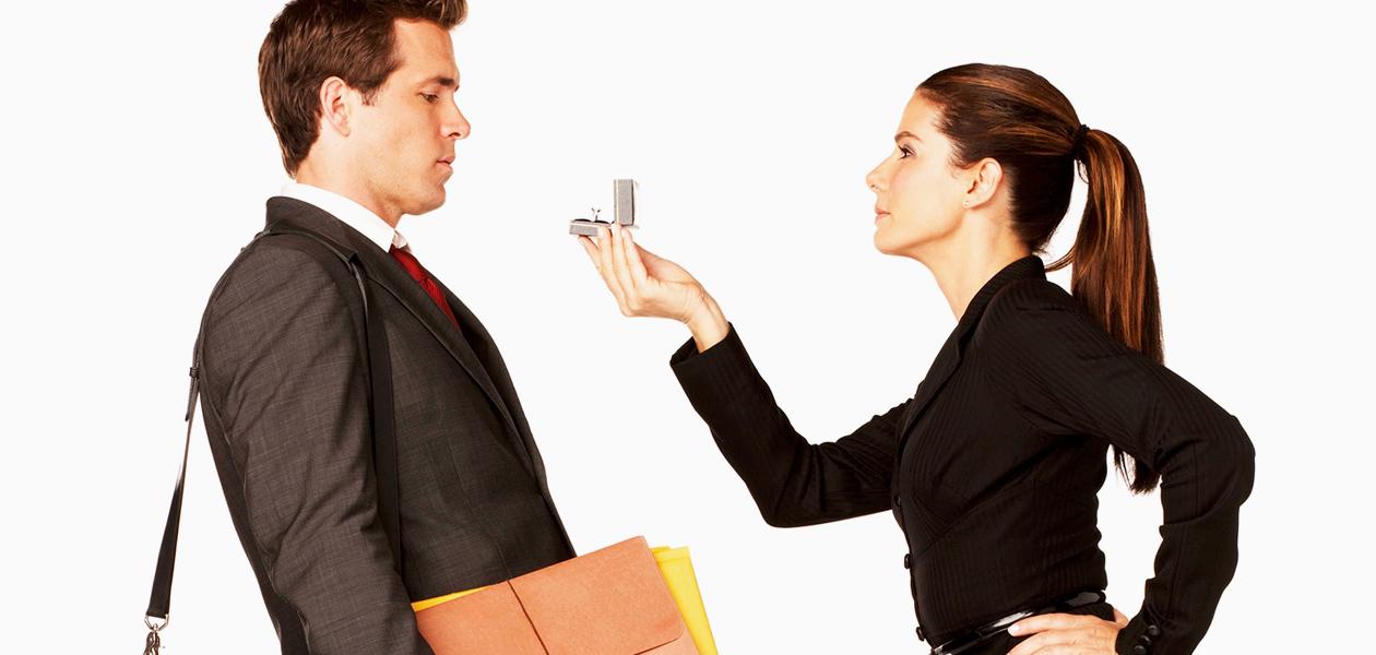 Стоит ли намекнуть своему парню о том, что пора жениться?