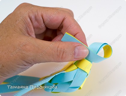 Мастер-класс Поделка изделие Плетение Плетёные птички Бумага фото 22