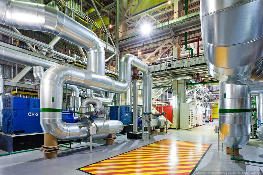 1284 Как украсть новейшую газотурбинную теплоэлектростанцию?