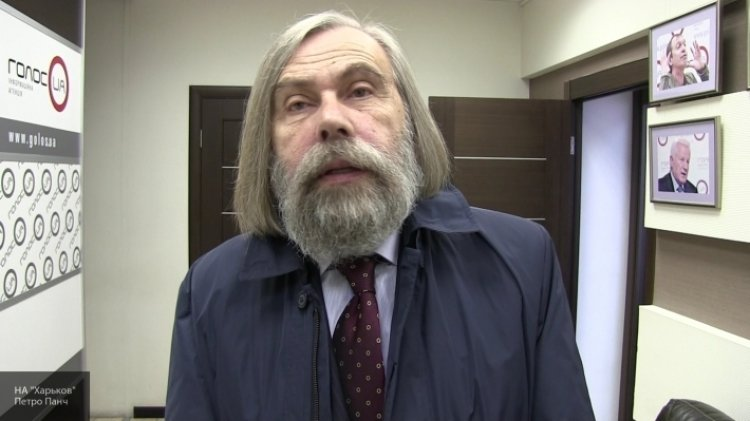 Погребинский: США шлёт Киеву…
