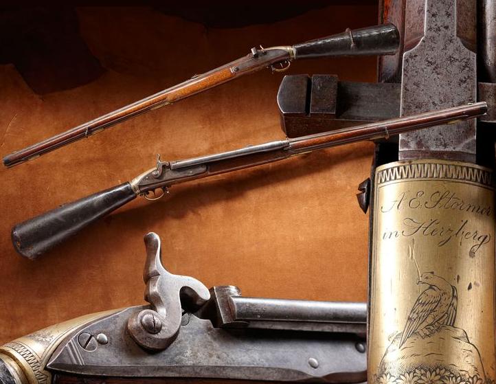 Малоизвестная альтернатива огнестрельному оружию