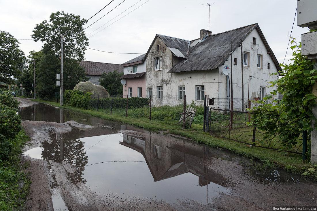 Как могла бы выглядеть русская деревня под грузом европейских ценностей