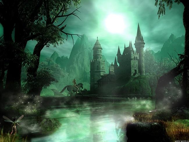 7 потрясающих заброшенных замков 1