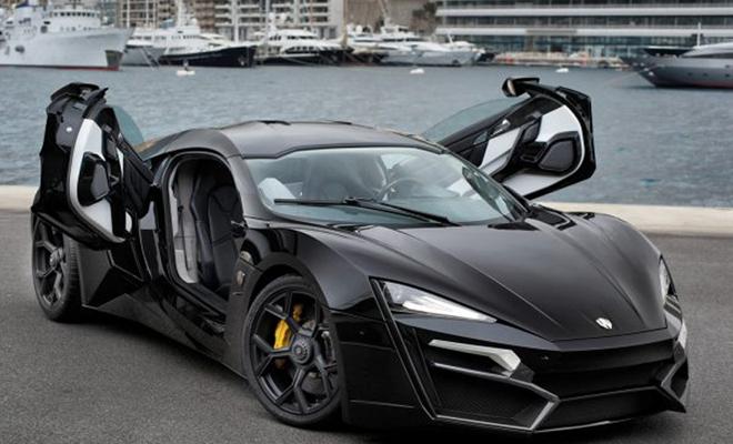 10 самых дорогих автомобилей мира