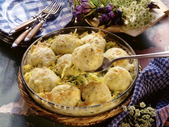 Рецепты по четвергам. Клёцки, ньокки, галушки, вареники. Кнедлики (4)