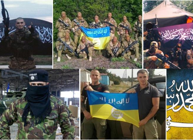 """""""Ноги растут"""" из того же гадюшника: Украина и ИГИЛ - братья близнецы одного проекта."""