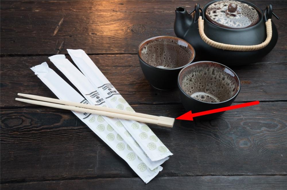 Загадка китайских палочек