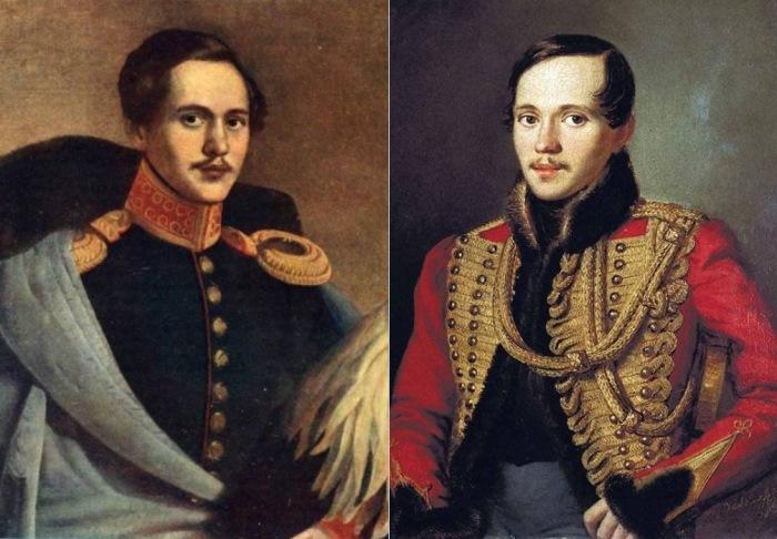 Загадки портретов  Лермонтова: как на самом деле выглядел поэт?