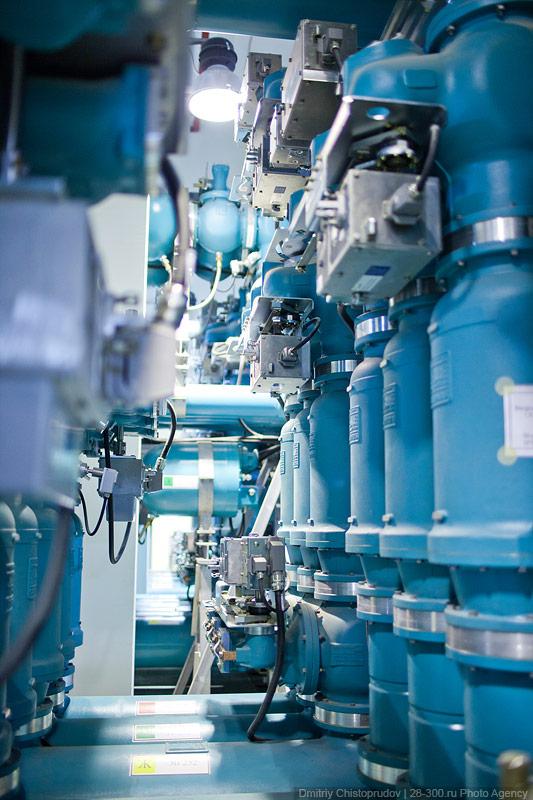 979 Как украсть новейшую газотурбинную теплоэлектростанцию?