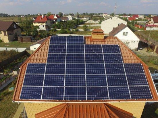 Солнечные батареи от компани…