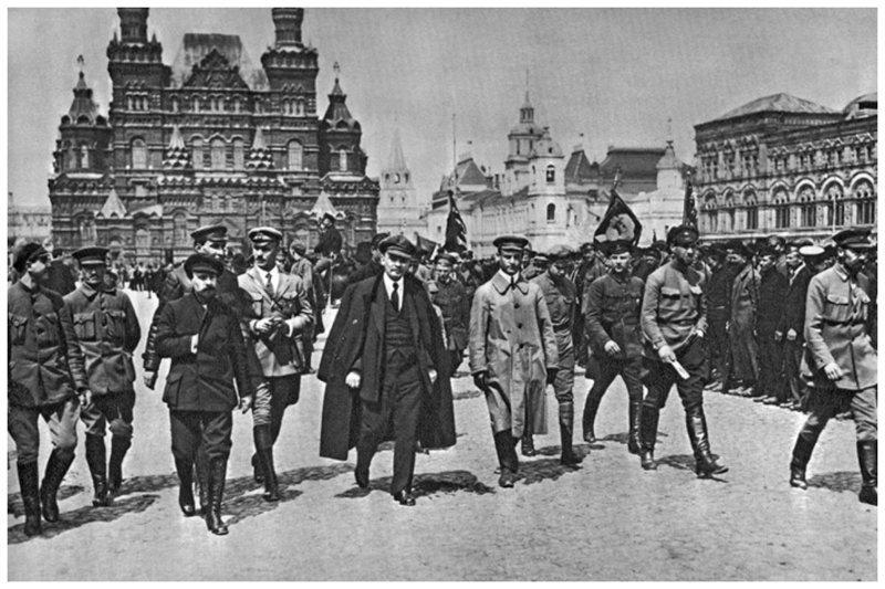 Тайный перенос столицы: страницы российской истории
