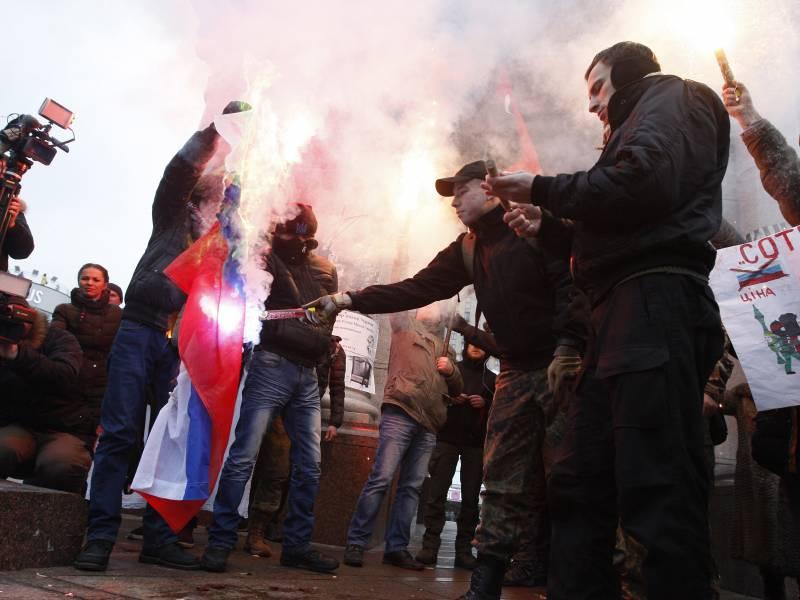 Госдума инициирует официальное расследование связей Киева с неонацистами