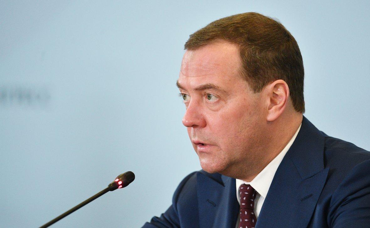 Медведев назвал планы по изъ…