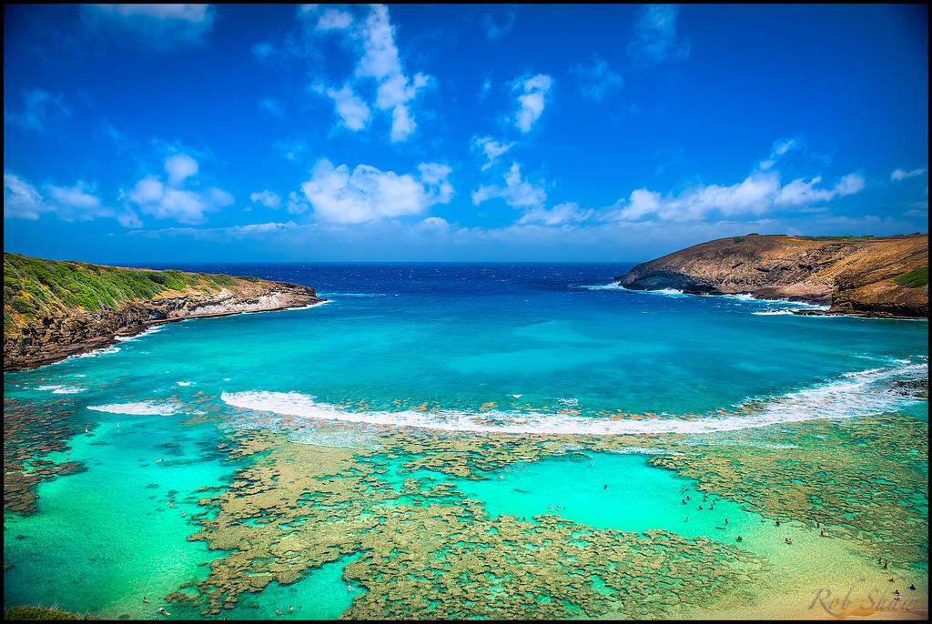 Пляж Ханаума Бэй - рай на земле