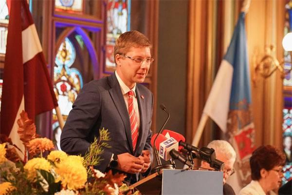 """Мэр Риги на """"Балтийском форуме"""": Русские - это актив Европы"""