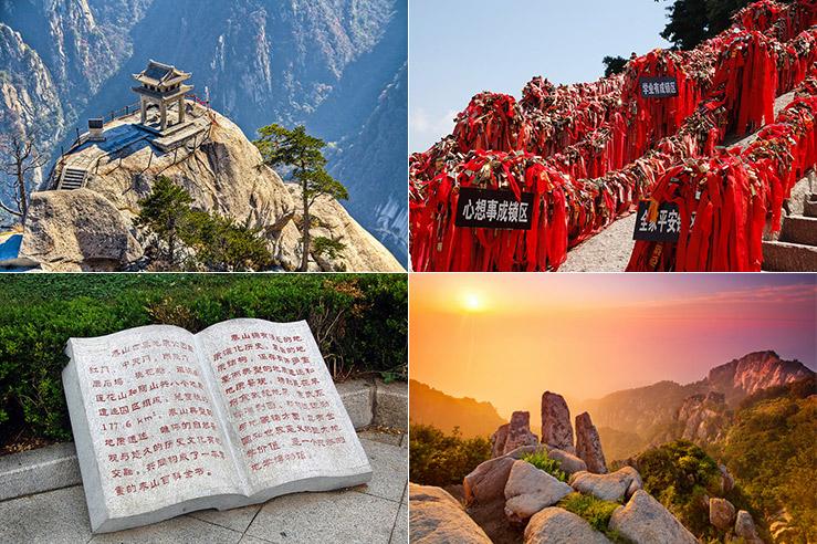 Священные горы Китая – девять символов духовности
