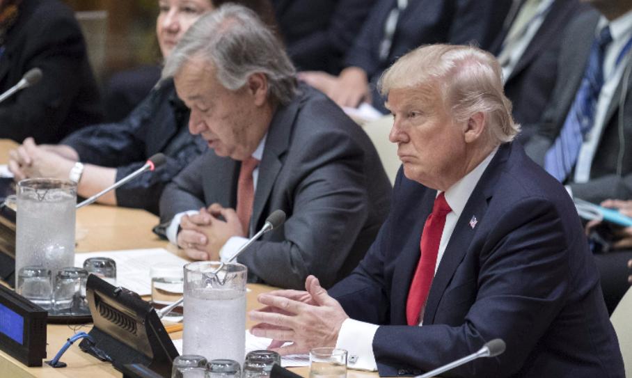 Что американцы хотят сделать с ООН