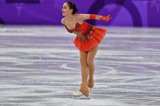 В WADA опровергли причастность к срыву тренировки фигуристки Загитовой
