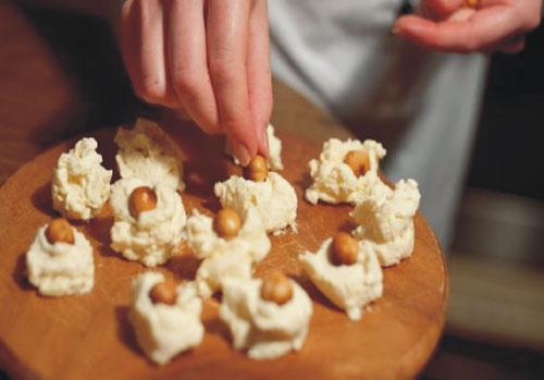 Как приготовит конфеты в домашних условиях