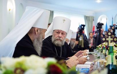 Поместные православные церкв…