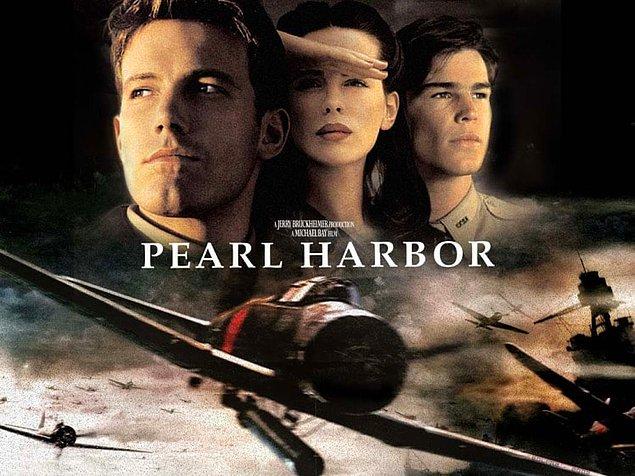 """На съемки фильма """"Перл-Харбор"""" понадобилось столько же денег, сколько на восстановление самого Перл-Харбора после атаки японцев, а еще он длился дольше, чем атака"""