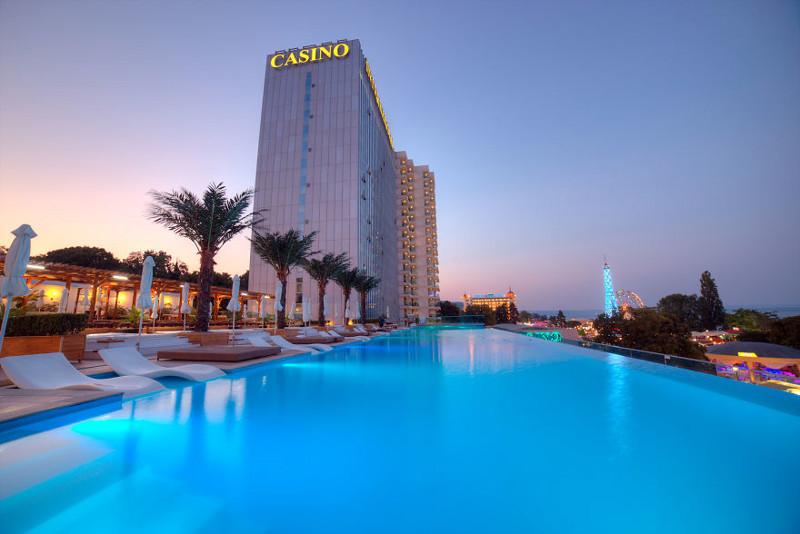 1. Курорт Skyfall Terrace Вeach и отель Casino болгария, достопримечательности, курорты, памятка туристу, путешествия, туризм