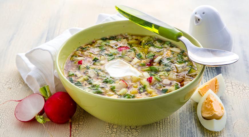Самый лучший  летний суп