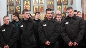 В православных тюремных общинах 60 тыс. осужденных