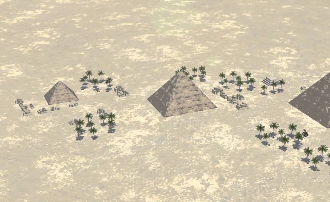 Ученые открыли тайну пирамид