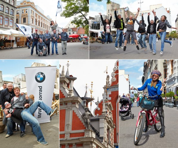 В Ригу за байками — путешествие с «BMW Motorrad Россия» - Фото 10
