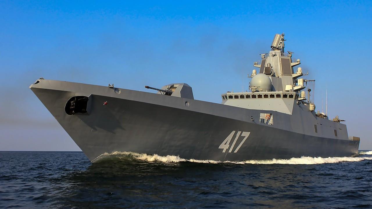 Шойгу: Основой ВМФ России в будущем станут фрегаты