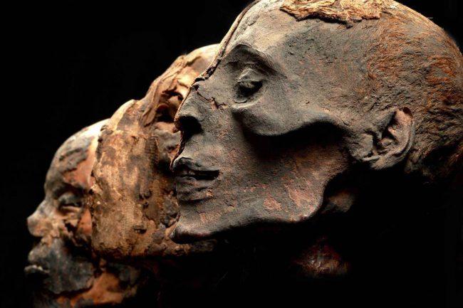 Древние египтяне создавали м…