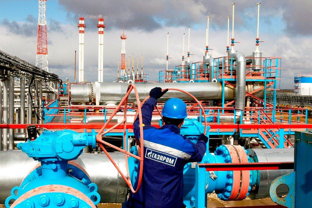 Россия строит мощную газовую империю
