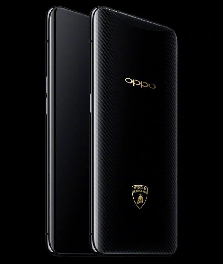 Oppo Find X Lamborghini: пер…