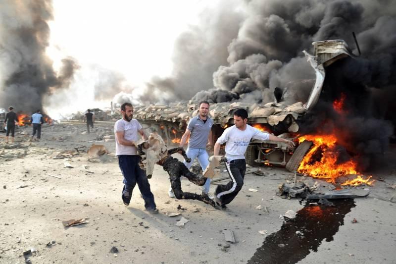 Немецкие СМИ: борьба за раздел Сирии уже идёт