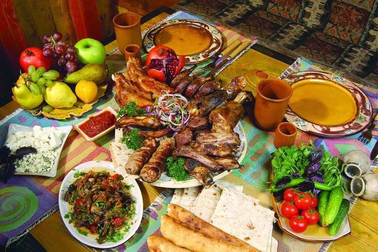 Кухня гостеприимной Армении — чем угощают, что попробовать?