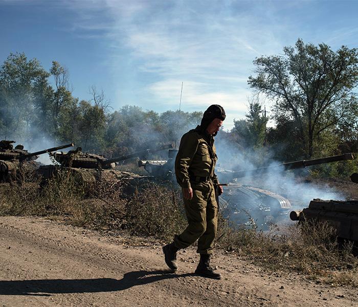 Навоевались: ЛНР готова вернуться в состав Украины