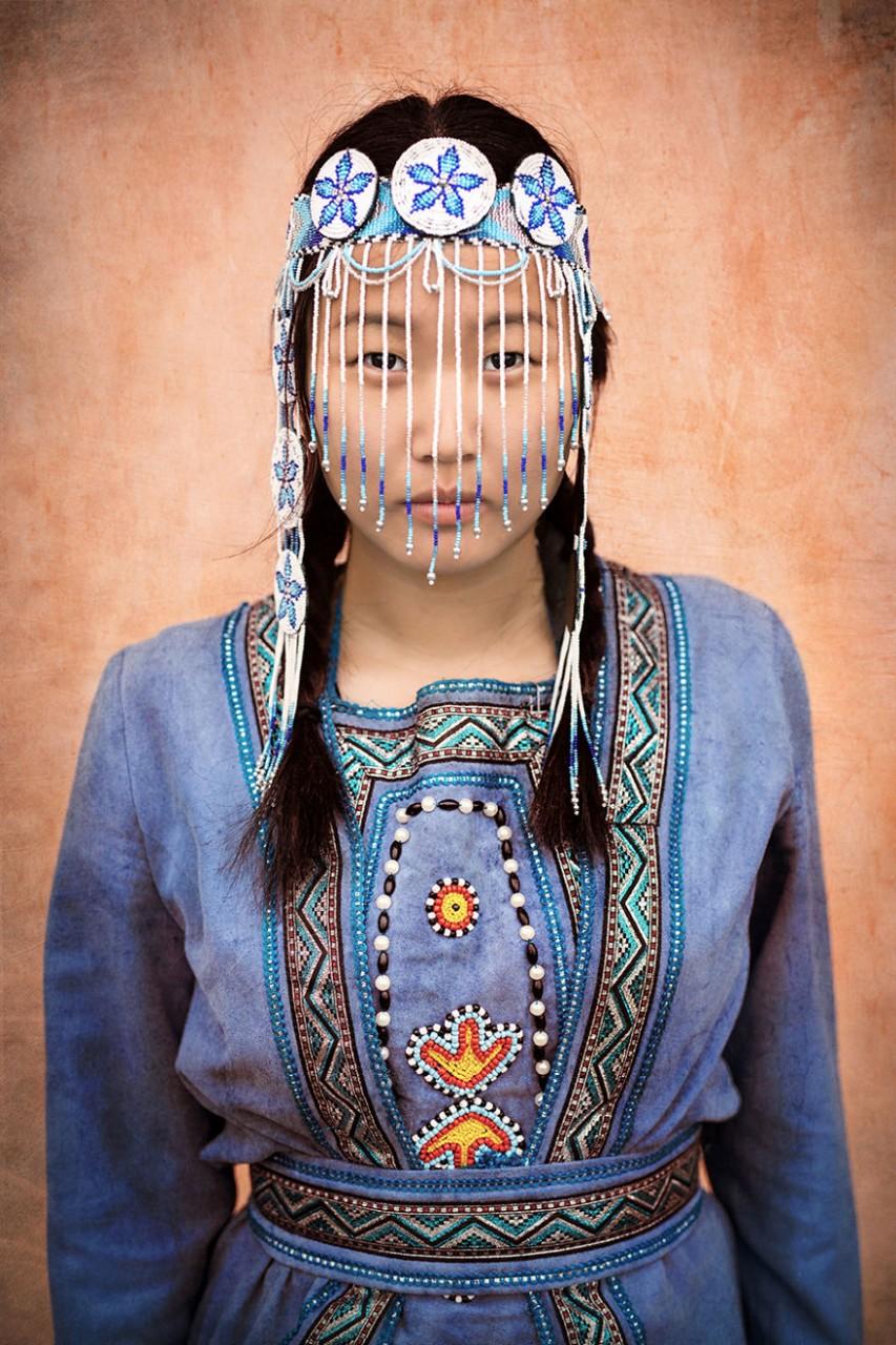 Портреты народов Сибири