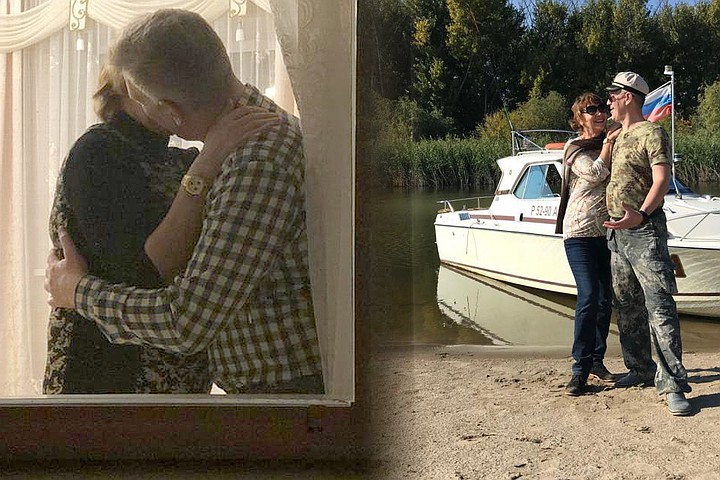Лариса Копенкина снова нашла молодого возлюбленного