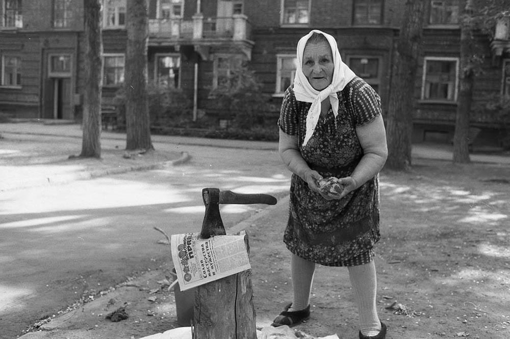 Почему в СССР женщины так быстро старели?