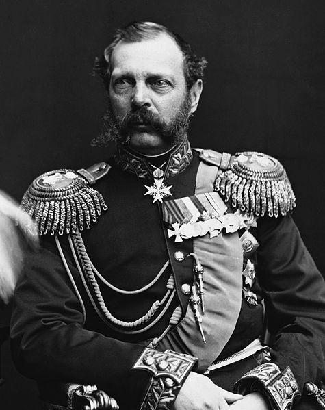 Пять роковых ошибок Александра II