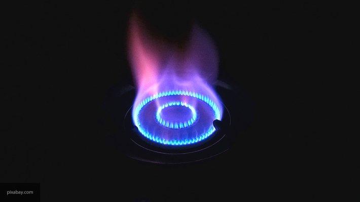 В Киеве объяснили снижение транзита газа из России через Украину