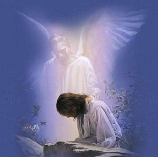 Мой Ангел Хранитель...